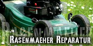 Rasenmäher reparatur